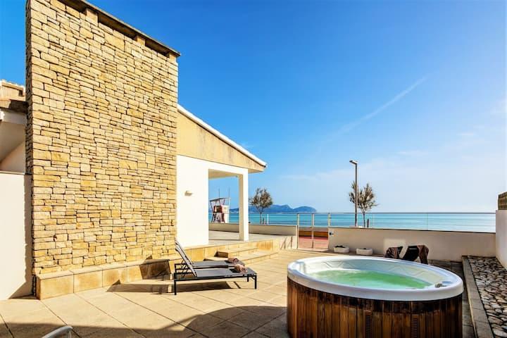 Beach Villa Can Siquier
