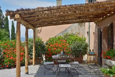 Ancient farmhouse in Maremma - Manciano - Pis