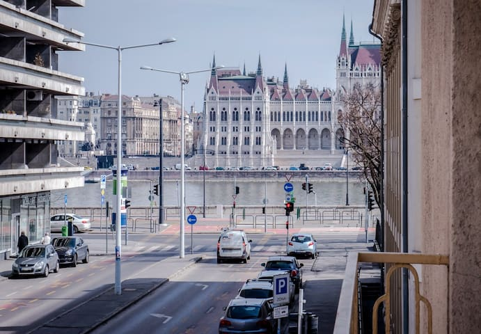 A Real Home In The Heart Of Buda
