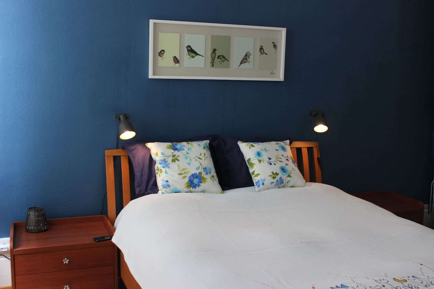 Cosy double room in the center