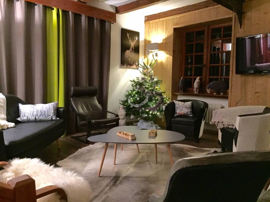 Salon (1er étage)