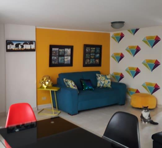 Cozy bedroom / great location / Chapinero