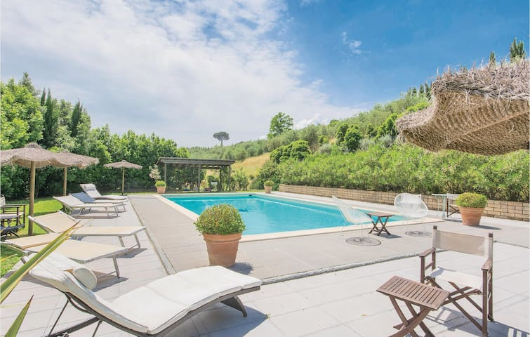 Holiday apartment with 1 bedroom on 40m² in S.Rocco di Larciano PT