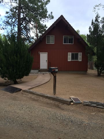 Family Friendly Cabin - Prescott - Cabaña
