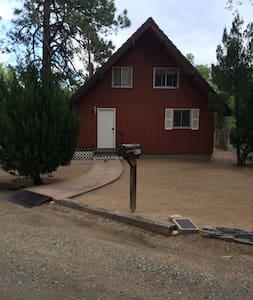 Family Friendly Cabin - Prescott - Cabane