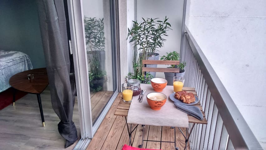 Studio cozy près de la gare St jean - Bordeaux - Appartement
