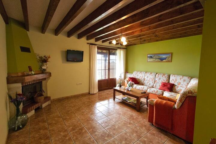 Casa rural en el paraíso natural - Oriente de Asturias - Rumah
