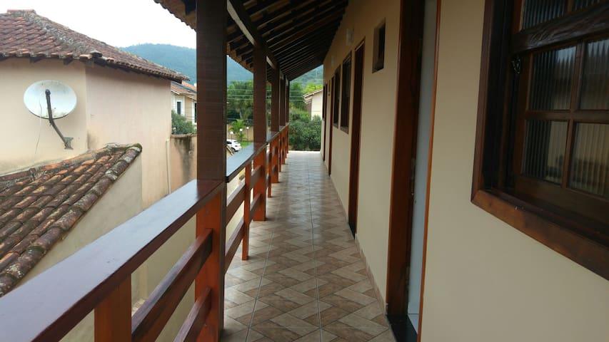 Suítes Vila Colonial 2 - No centro de Paraty