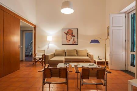 Ampio appartamento in pieno centro - Cava de' Tirreni