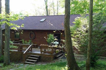 Buckeye Trail Cabin - Nelsonville - Kisház