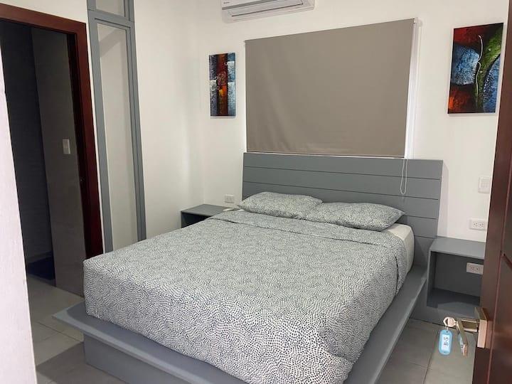 Habitación Privada en Aparta Hotel Don Marcio I.