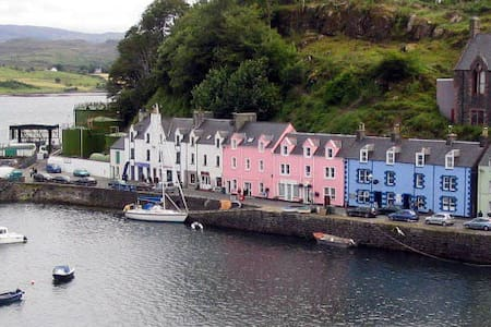 The Cedar-Portree-Isle of Skye