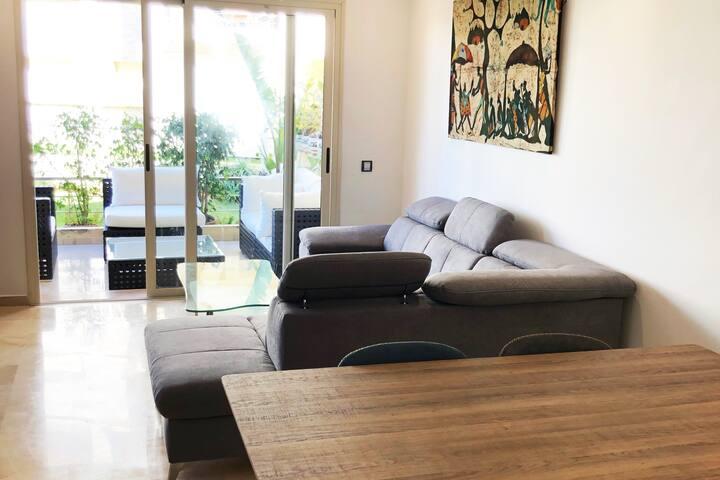 APT LOFT/ 84 m2/ 1 CHAMBRE SALON / WIFI