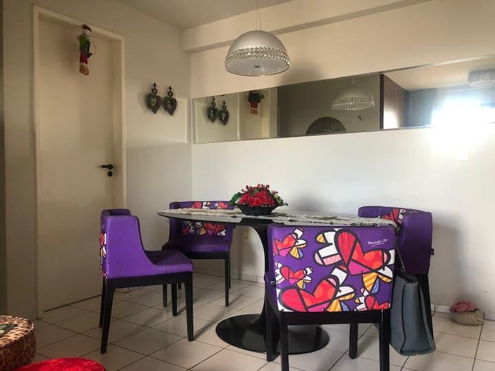 Apartamento no Edifício Bergamo