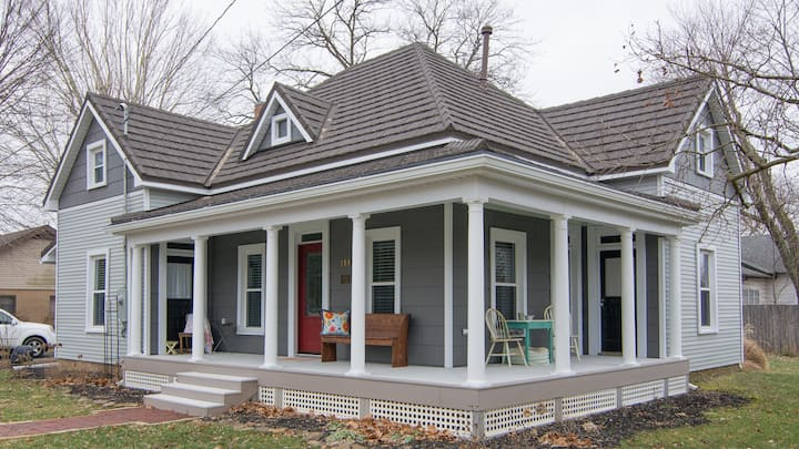 MARY'S PLACE - In Ozark's Historic River District