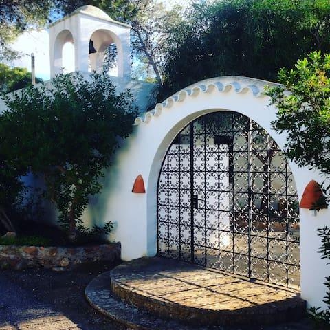 Double Bed Studio Cala Tarida Ibiza - Sant Josep de sa Talaia - Cabin