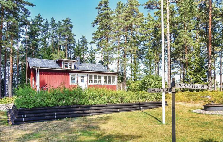 Holiday cottage with 2 bedrooms on 76m² in Tidaholm