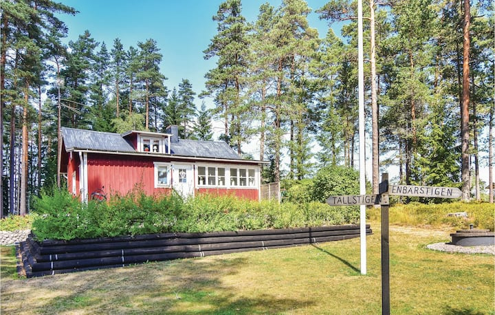 Nice home in Tidaholm with 2 Bedrooms