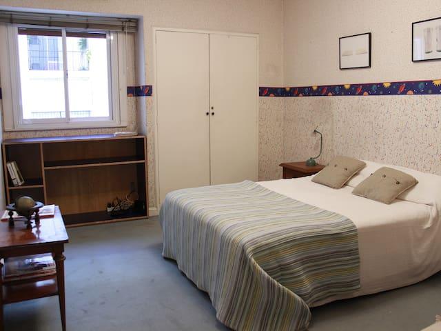Wonderful private room, private bathroom Recoleta - Buenos Aires - Byt