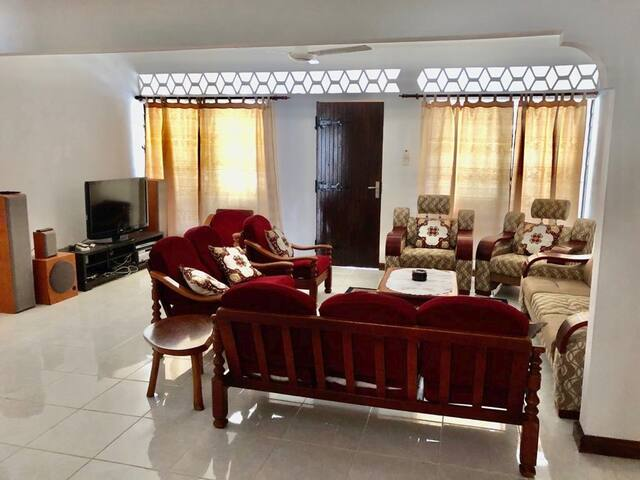 Self catering group/family holiday home