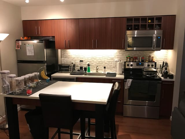 1 Bedroom Apartment by Rosslyn Metro - Arlington - Apartment