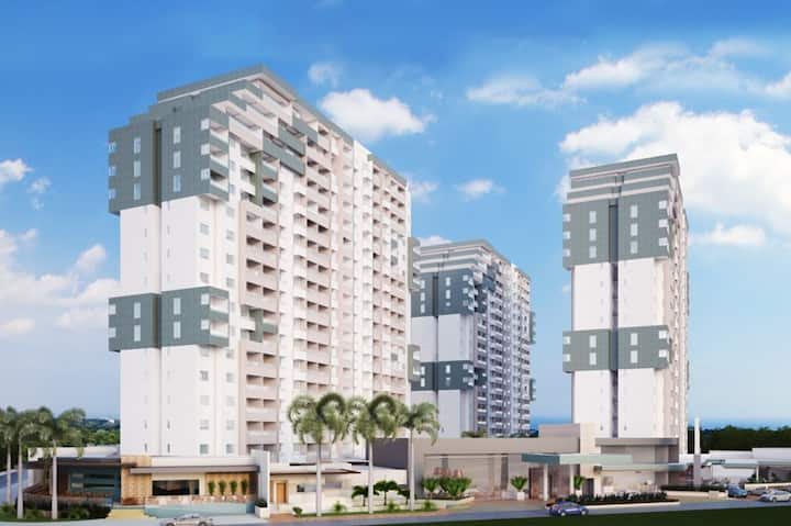 Apartamento Enjoy Olimpia Park Resort - Olímpia/SP