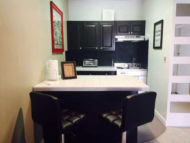Cozy Studio with Private Entrance