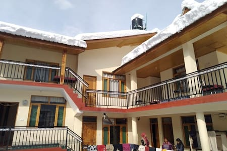 Introducing beautiful stay in Old Manali. 102