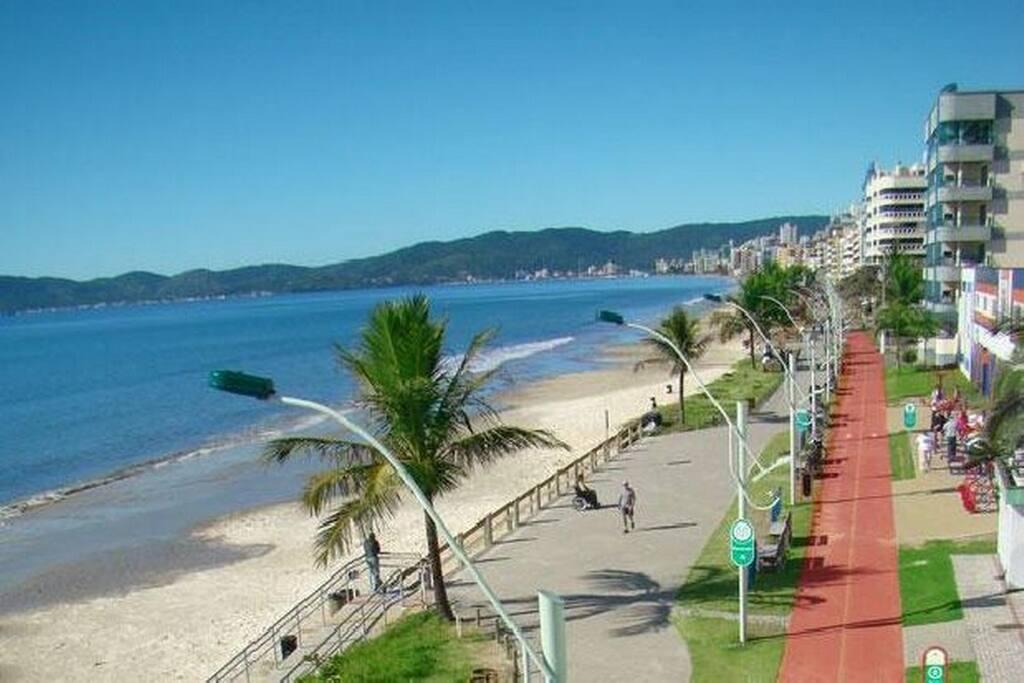 Praia de Meia Praia, Itapema SC