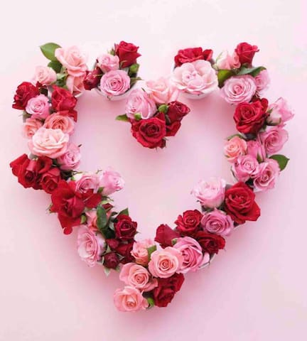 We work with our local florist to make your stay even more special, please let us know if you would like to arrange flowers, flower petals etc in your room before arrival to surprise your loved one.  A minimum of 24 hours notice will be needed.