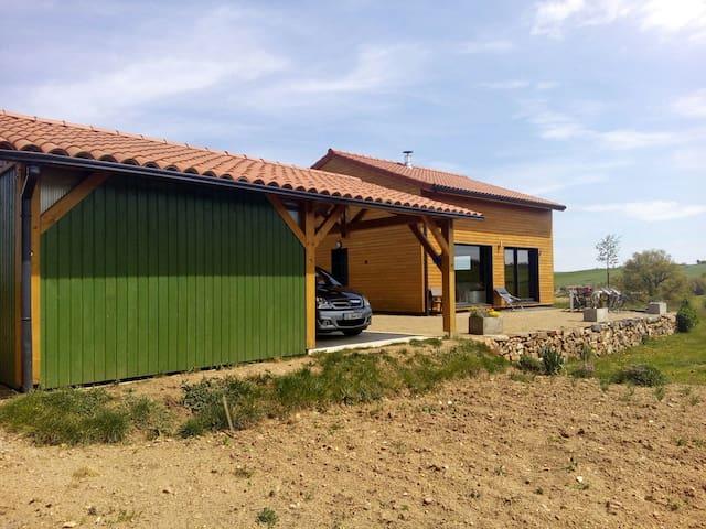 La campagne dans le calme - Saint-Just-près-Brioude - Casa