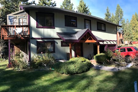 The 'Wine House' - Zephyr Cove Home and Lake View - Glenbrook - Casa