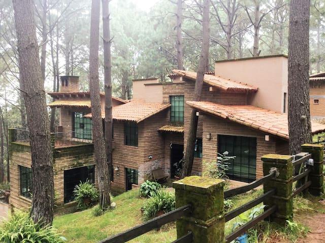 Casa Cabaña en Mazamitla de las mejores de la zona - Mazamitla - Cabin