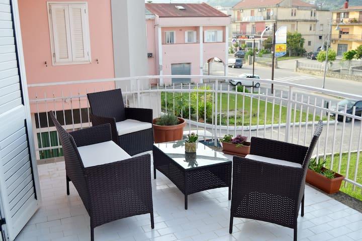 Cilento Casa Clarissa 150 mt dal mare - Marina di Casal Velino - 公寓
