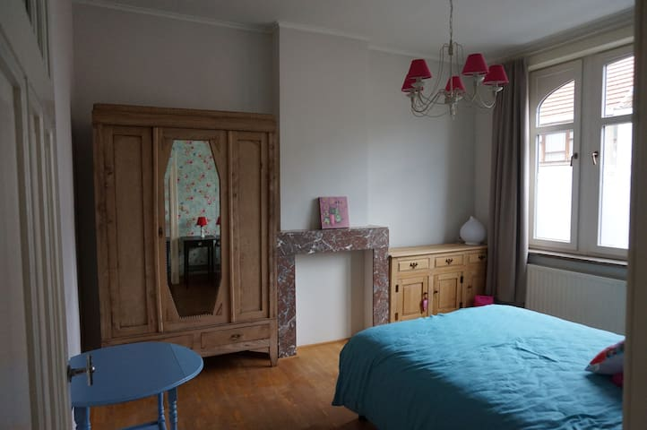 Aalst, between Brussels and Ghent - Aalst - Townhouse