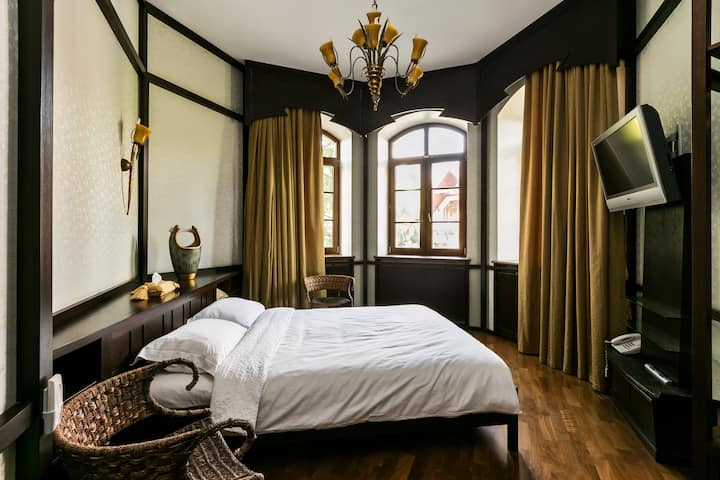 Отдельная комната в Бутик-отель, Gribovo