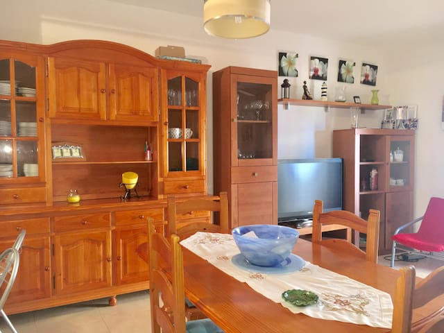 Nice apartment in Almerimar Beach  Playa Almerimar