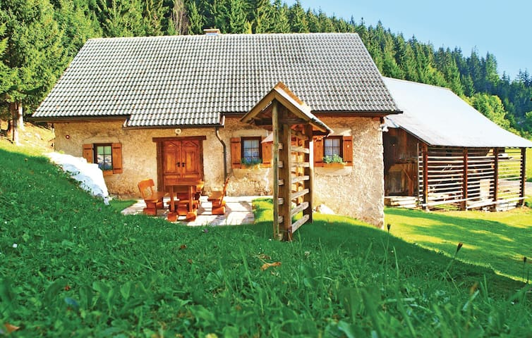 Holiday cottage with 2 bedrooms on 75m² in Mozirje