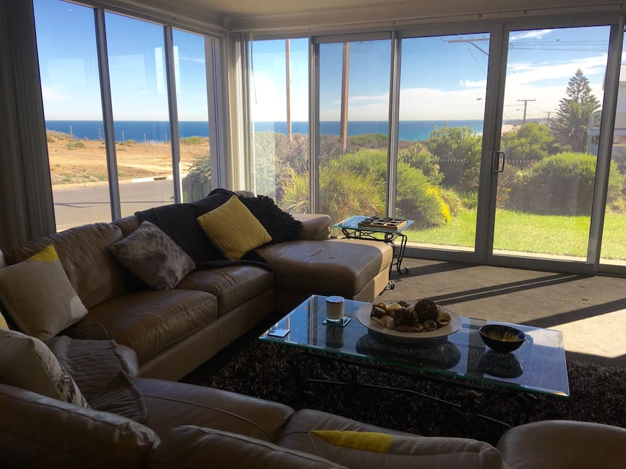 Sea Views from all windows