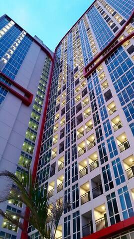 Papilio Studio -Best Western Hotel - Surabaya - Appartement