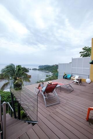 A True Costarican Dreamhouse Paradi - Puntarenas - Villa