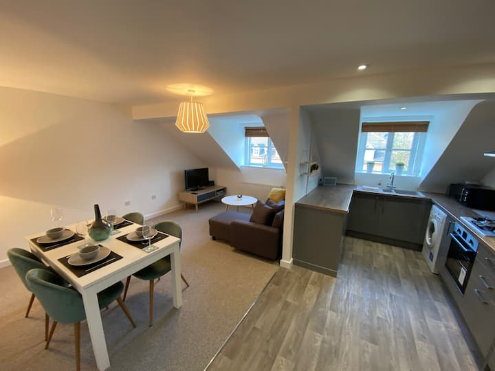 Homely modern apartment Hoole/Chester