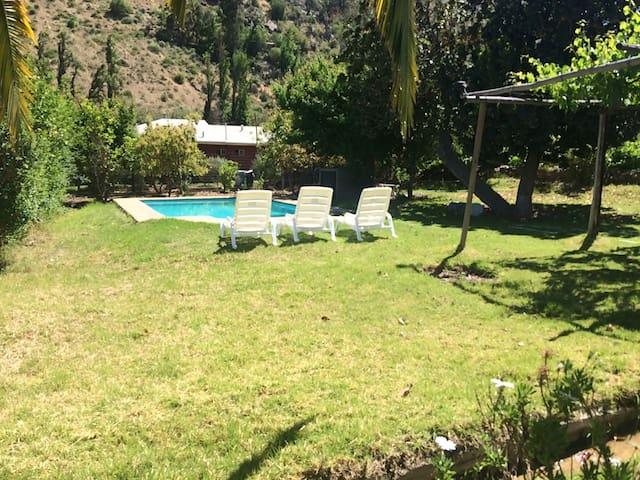 Cabaña Rancho Don Manuel