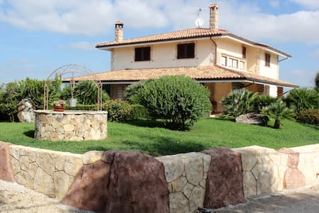 relax assoluto - Olmedo - Bed & Breakfast