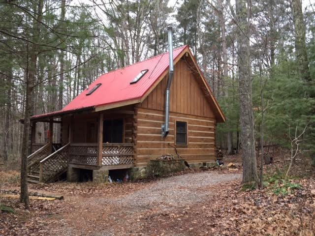Cabin in the Woods - Blacksburg - Ház