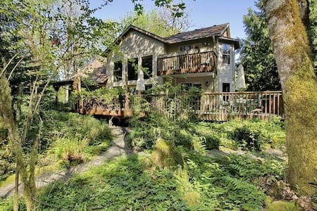 Located on the golf course, WIFI, tranquil garden - Mount Hood Village