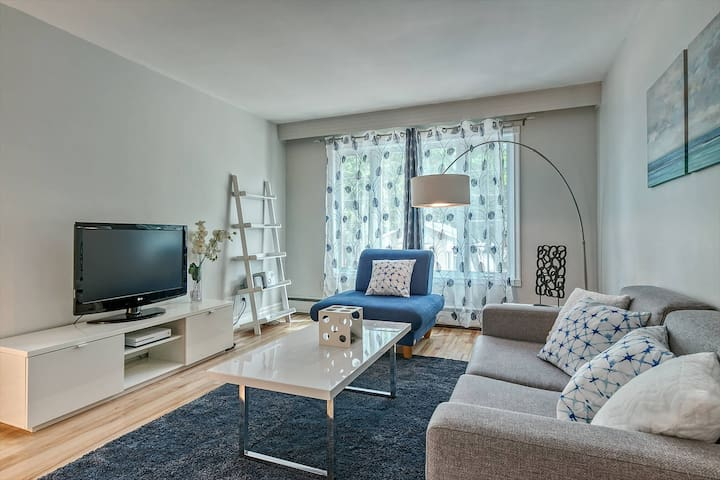 Condo located in the heart of Quebec City