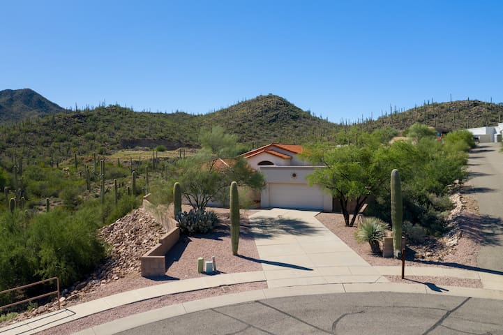 Firestar in Tucson National Preserve Near U of A