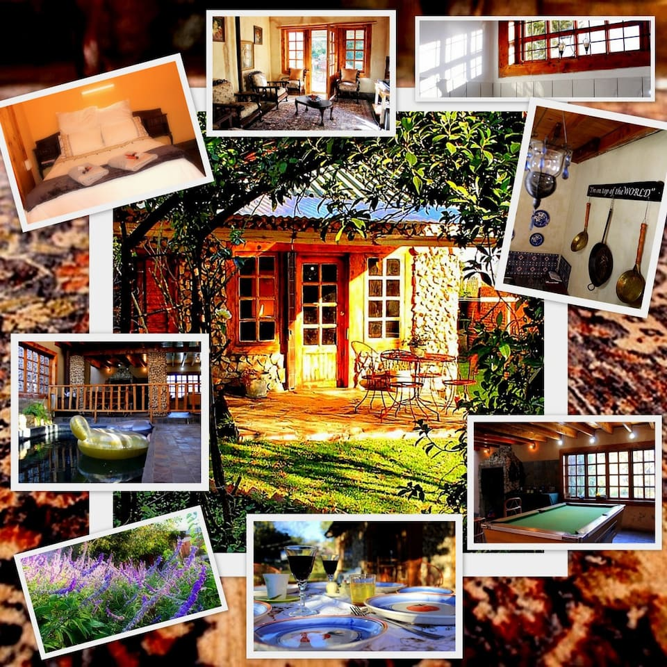 Stone Hill Cottage 51 Fourie Street, Ermelo