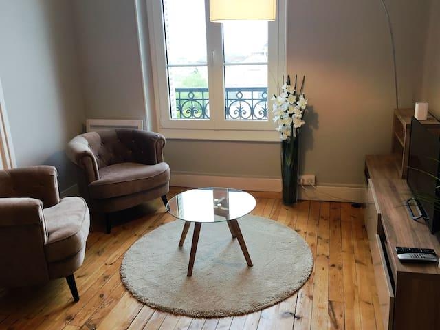 Appartement de 39m2 en résidence